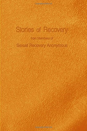 SRA book Stories of Recovery cover
